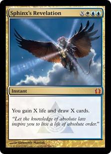 Sphinx revelation