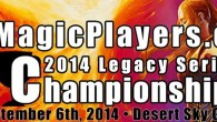 After nine months of Legacy events, the AZMagicPlayers.com 2014 Legacy […]