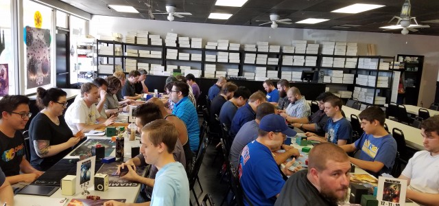 It was time for the final Phoenix-metro Modern Championships this past weekend at ManaWerx. We saw Devin Jones make back-to-back Top 8s, a GW Hatebears deck make the final table, and […]