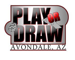 play or draw logo